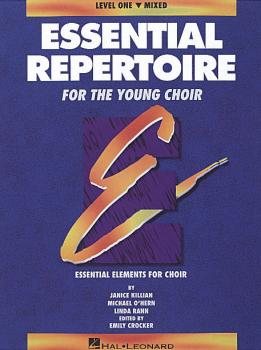 Essential Repertoire for the Young Choir (HL-08740070)