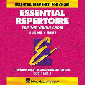 Essential Repertoire for the Young Choir: Level 1 Treble, Performance/ (HL-08740925)