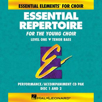 Essential Repertoire for the Young Choir: Level 1 Tenor Bass, Performa (HL-08740929)