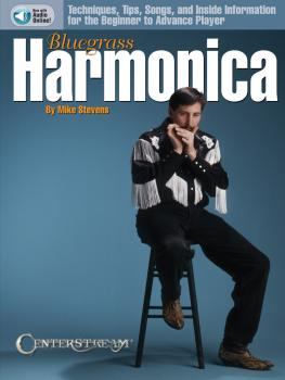 Bluegrass Harmonica: Techniques, Tips, Songs and Inside Information fo (HL-00000220)