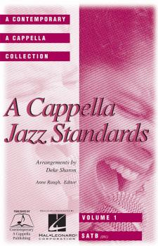 A Cappella Jazz Standards (Collection) (SATB) (HL-08743235)