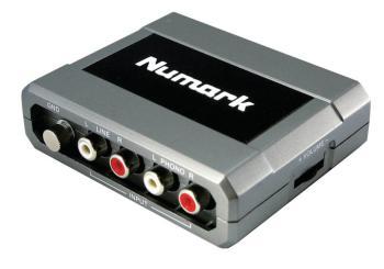 Stereo iO: Analog-to-Digital DJ Interface (NU-00121384)