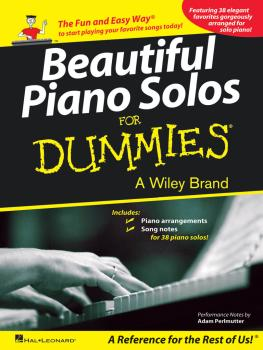 Beautiful Piano Solos for Dummies (HL-00121614)