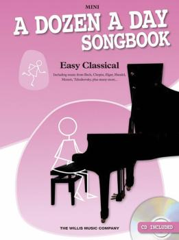 A Dozen a Day Songbook - Easy Classical, Mini (HL-00121743)