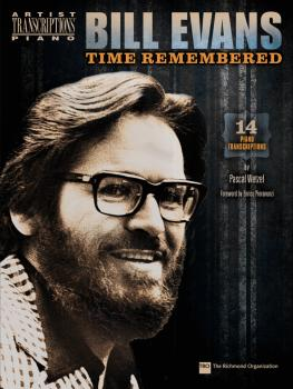 Bill Evans - Time Remembered (Piano) (HL-00121885)