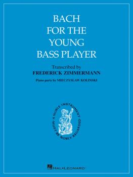 Bach for the Young Bass Player (HL-00121946)