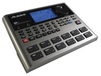 SR-18: Portable Drum Machine with Effects (AL-00122034)