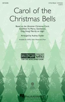 Carol of the Christmas Bells (Discovery Level 2) (HL-08753096)