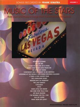 Frank Sinatra: Music of the Stars Volume 3 (HL-00001365)