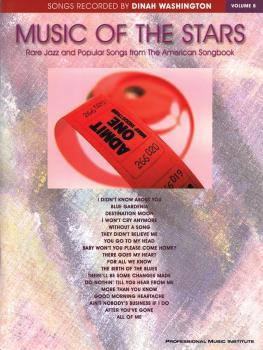 Dinah Washington: Music of the Stars Volume 8 (HL-00001372)