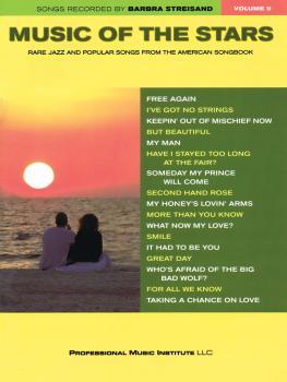 Barbra Streisand: Music of the Stars Volume 9 (HL-00001374)
