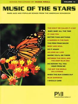 Diana Krall: Music of the Stars Volume 12 (HL-00001380)
