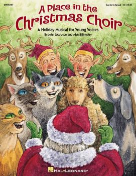 A Place in the Christmas Choir (Musical): A Holiday Musical for Young  (HL-09970197)