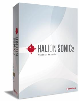HALion Sonic 2: Premier VST Workstation Retail Edition (ST-00123060)