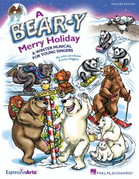 A Bear-y Merry Holiday: A Winter Musical for Young Singers (HL-09971311)