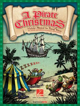 A Pirate Christmas: Holiday Musical for Young Voices (HL-09971523)