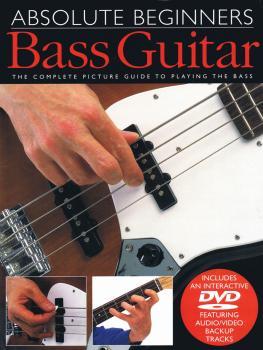 Absolute Beginners - Bass Guitar (Book/DVD Pack) (HL-14000983)