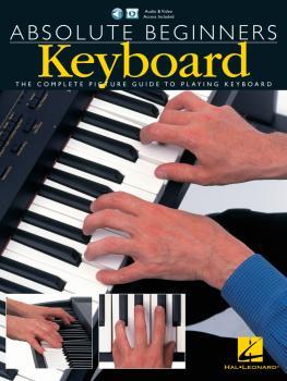 Absolute Beginners - Keyboard (Book/DVD Pack) (HL-14001012)