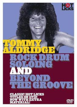 Tommy Aldridge - Rock Drum Soloing & Beyond the Groove (HL-14001580)