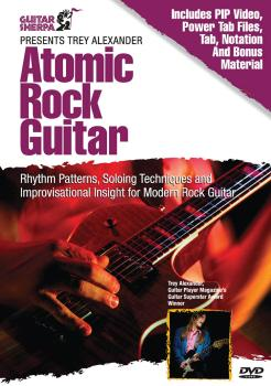 Atomic Rock Guitar: Guitar Sherpa Presents (HL-14001604)