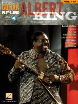 Albert King: Guitar Play-Along Volume 177 (HL-00123271)