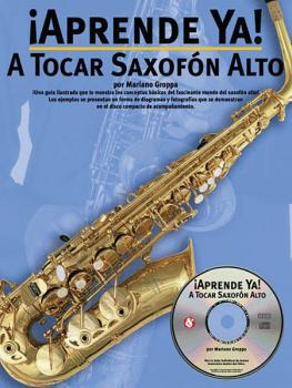 Aprende Ya: A Tocar Saxofon Alto (HL-14002001)