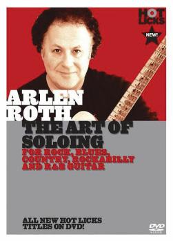 Arlen Roth - The Art of Soloing (HL-14002094)