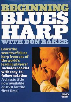 Beginning Blues Harp (HL-14003827)