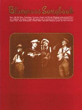 Bluegrass Songbook (Melody/Lyrics/Chords) (HL-14004665)