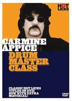 Carmine Appice - Drum Master Class (HL-14006178)