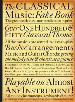 The Classical Music Fake Book (HL-14006983)
