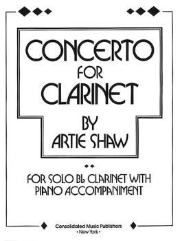 Artie Shaw - Concerto for Clarinet (HL-14007478)