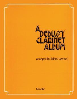 A Debussy Clarinet Album (HL-14008520)
