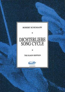 Robert Schumann: Dichterliebe Song Cycle (Low Voice) (HL-14008935)