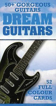 Dream Guitars: 52 Great Guitar Cards (HL-14009263)
