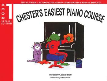 Chester's Easiest Piano Course - Book 1 (Special Edition) (HL-14009812)