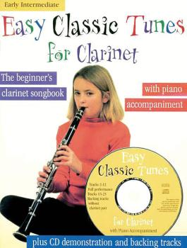 Easy Classic Tunes for Clarinet (HL-14009836)