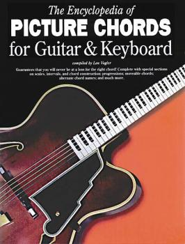 The Encyclopedia of Picture Chords for Guitar & Keyboard (HL-14010340)