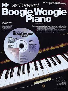 Boogie Woogie Piano - Fast Forward Series: Riffs, Licks & Tricks You C (HL-14011084)