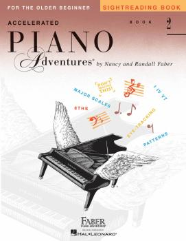 Accelerated Piano Adventures Sightreading Book 2 (HL-00123497)