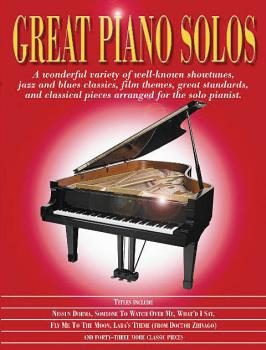 Great Piano Solos - The Red Book (HL-14013289)