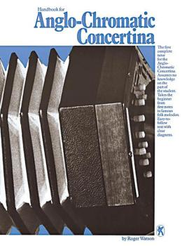 Handbook for Anglo-Chromatic Concertina (HL-14014145)