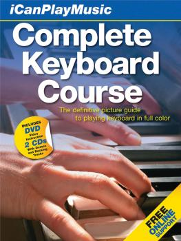 I Can Play Music: Complete Keyboard Course: Easel back book, 2 CDs, an (HL-14015898)