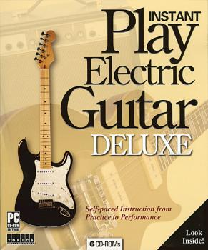 Instant Play Electric Guitar Deluxe: Self-Paced Instruction from Pract (HL-14016121)