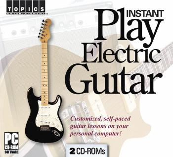 Instant Play Electric Guitar Express: Customized, Self-Paced Guitar Le (HL-14016122)