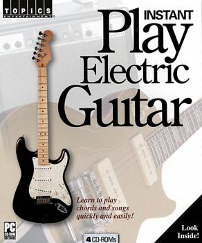 Instant Play Electric Guitar: Learn to Play Chords and Songs Quickly a (HL-14016123)