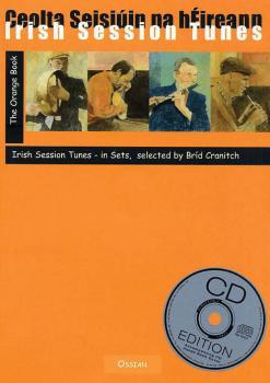 Irish Session Tunes - The Orange Book (HL-14016239)