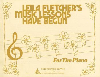 Music Lessons Have Begun (HL-14022343)