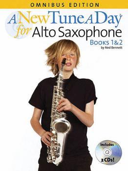 A New Tune a Day: Alto Saxophone Books 1 & 2 (Omnibus Edition) (HL-14022733)