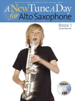 A New Tune a Day - Alto Saxophone, Book 1 (HL-14022747)